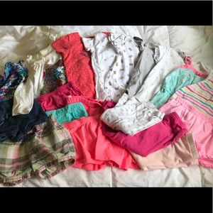 Other - Bundle of 24 months/2t girl's clothing. 19 pieces